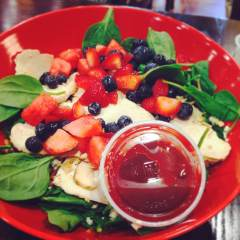 Salad from Newk's