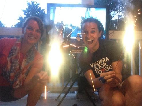Sparkler Celebrations
